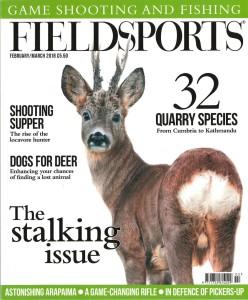 Fieldsports February 2018 Nr1